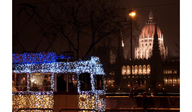 Advent u Budimpešti - 1 dan