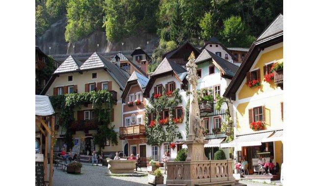 Advent na austrijskim jezerima - 1 dan