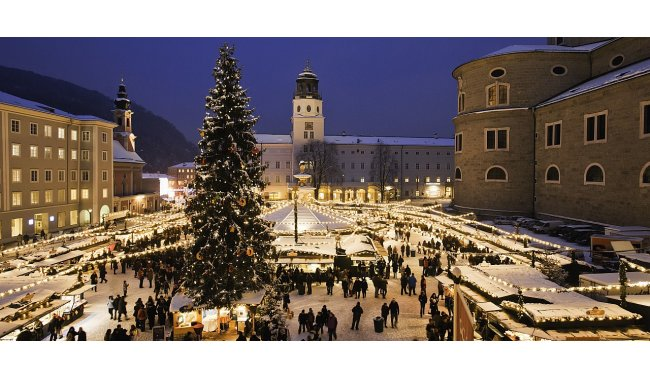 Advent u Salzburgu - 1 dan