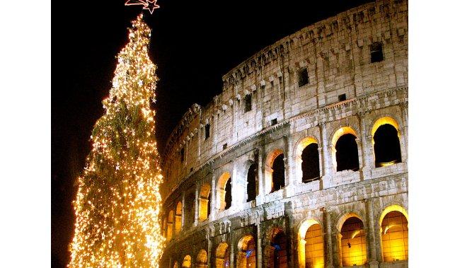 Advent u Rimu - 5 dana