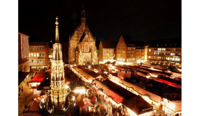 Advent u Nurnbergu i Strasbourgu - 4 dana