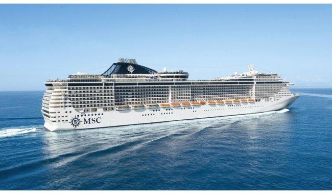 MSC Fantasia, zapadni Mediteran - 12 dana