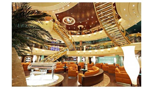 MSC Fantasia, krstarenje do Izraela - 12 dana
