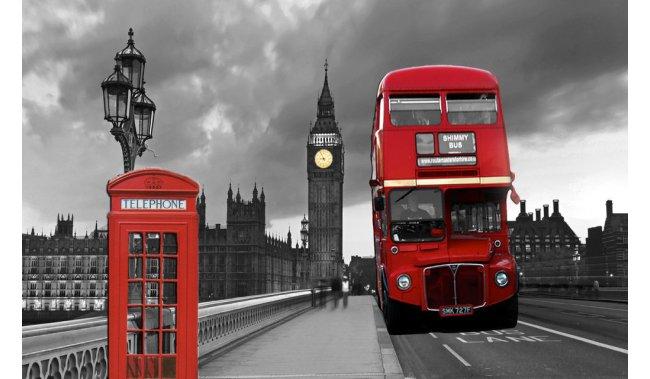 London - 4 dana