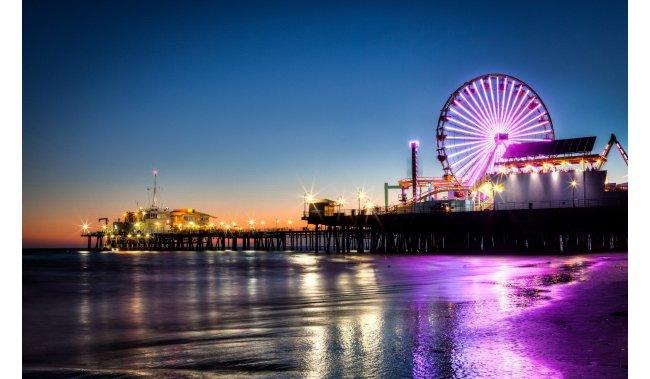 Los Angeles i San Diego - 7 dana