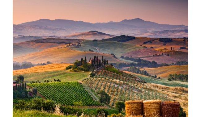 Toskana s Firencom - 4 dana