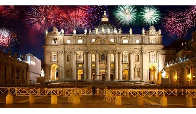 Nova Godina u Rimu - 5 dana