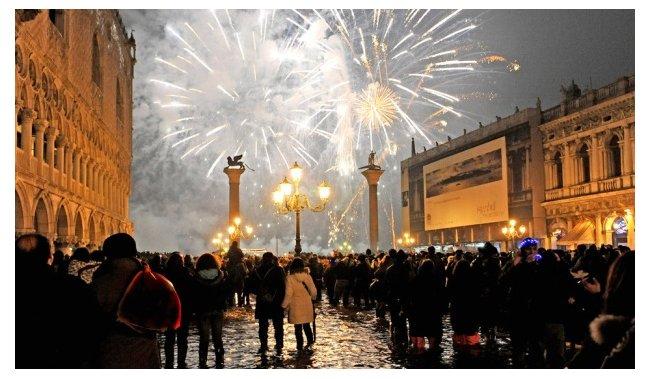 Nova Godina u Veneciji - 2 dana