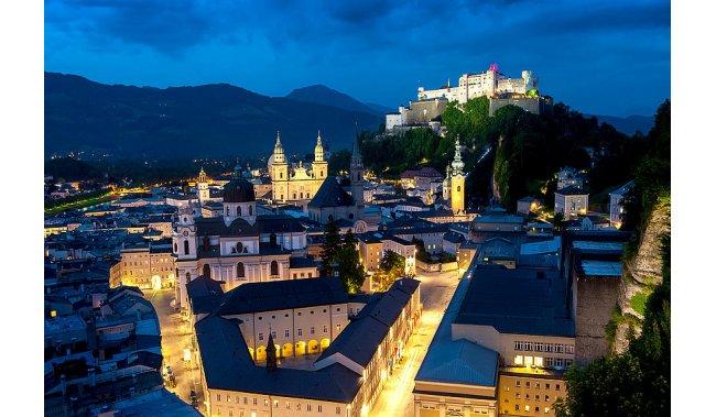 Nova Godina u Salzburgu i na austrijskim jezerima