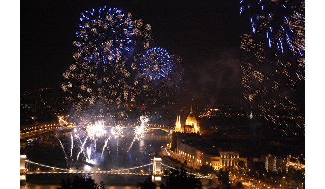 Nova Godina u Budimpešti - 3 dana