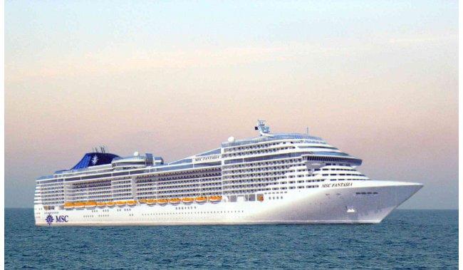 MSC Fantasia, zapadni Mediteran - 8 dana