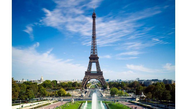 Pariz, London, Amsterdam - 9 dana