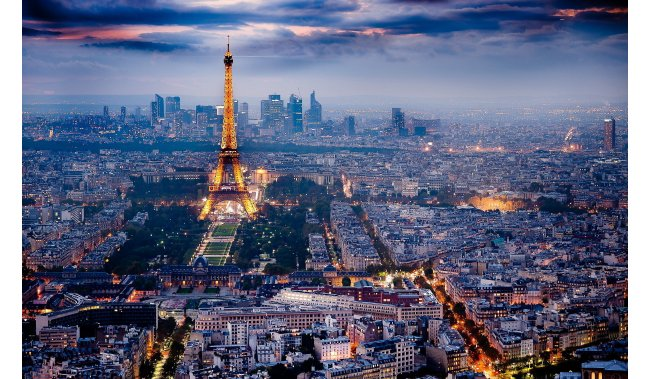 Pariz 6 dana, 5 noći