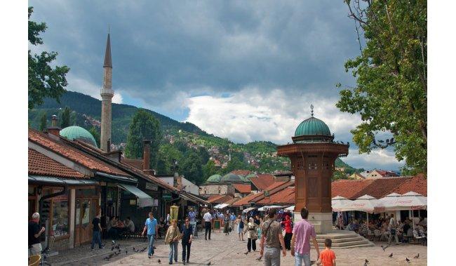 Sarajevo, 3 dana