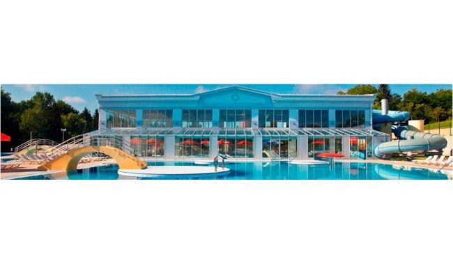 Kupanje - termalni vodeni park Aquae Balissae Daruvar