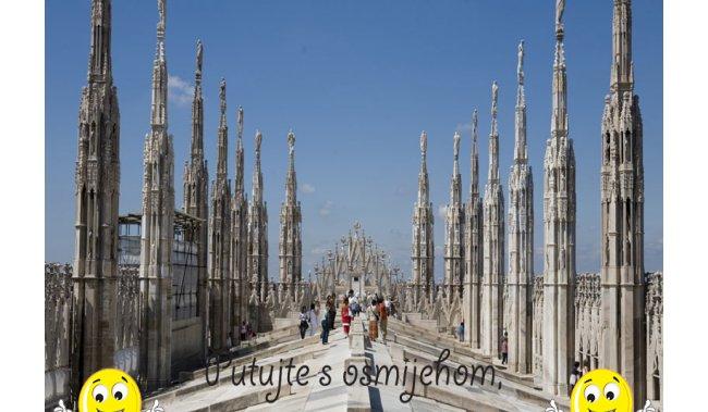 Milano i talijanska jezera autobusom - 3 dana