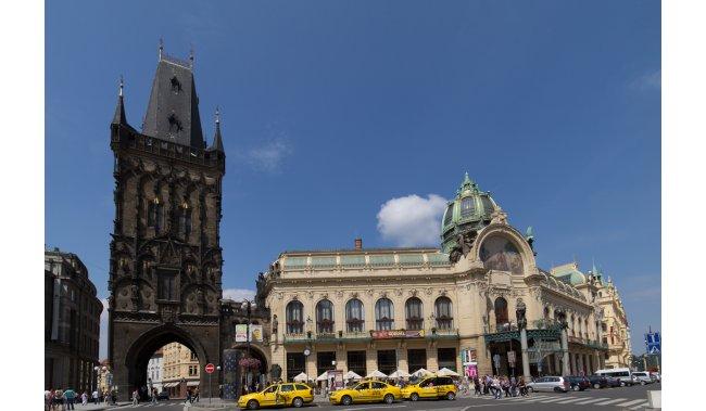 Prag - Berlin - 5 dana