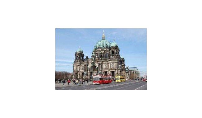 Berlin, Potsdam i Dresden