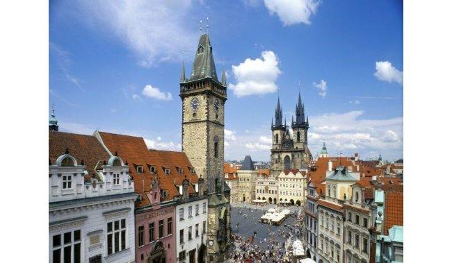 Zlatni Prag, Beč i Bratislava