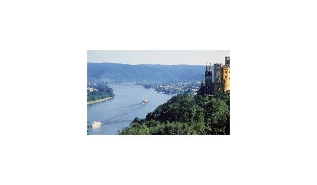 Njemačka dolina Rajne