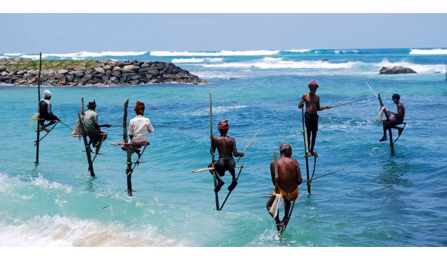 ŠRI LANKA  TURA I ODMOR NA OBALI INDIJSKOG OCEANA