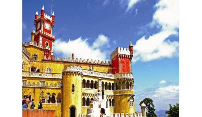 Nova na jugu Portugala i Lisabonu