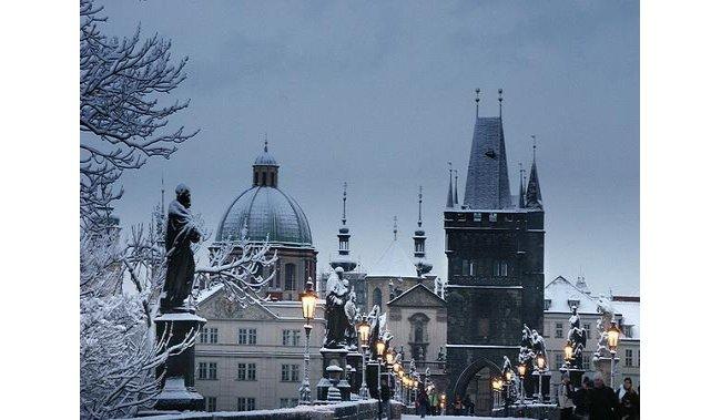 Advent u Pragu