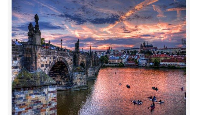 Doček Nove u Pragu