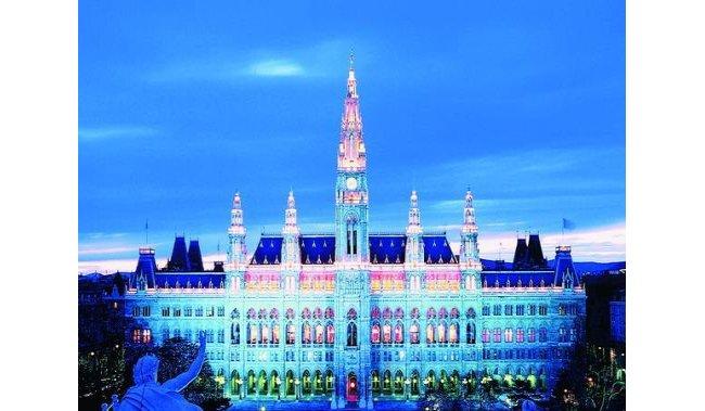 Božić u Beču