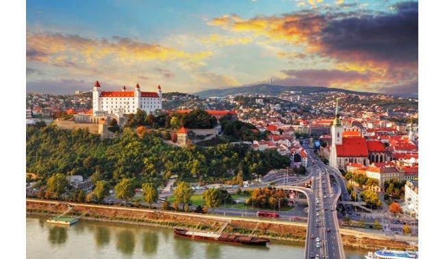 Nova godina u prijestolnicama Dunava, Beč - Bratislava - Budimpešta