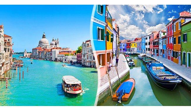 Venecija i otoci Lagune na  2 dana - 2017.godina