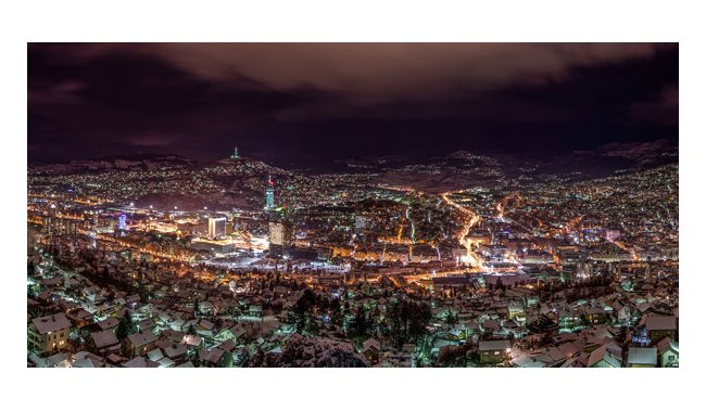 Valentinovo u Sarajevu - 2 dana