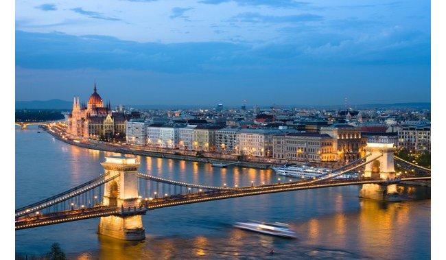 Valentinovo u Budimpešti - 1 dan