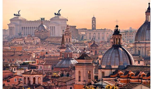 Rim u veljači - 4 dana
