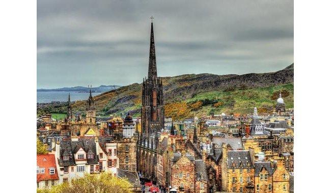 Vikend u Edinburghu