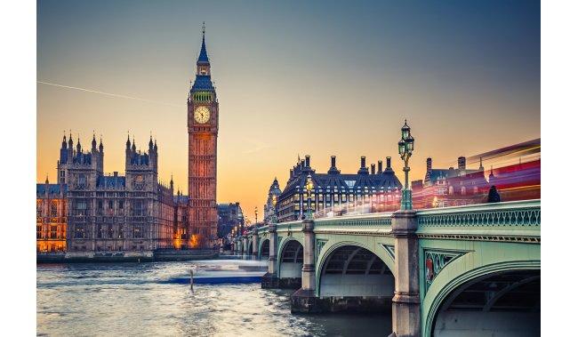 Siječanj u Londonu - 5 dana