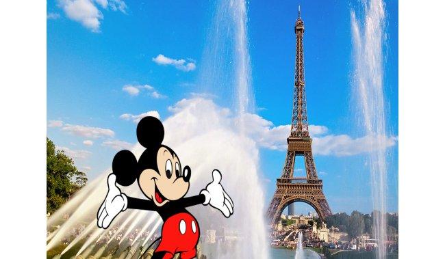 PARIZ I DISNEYLAND - 7 dana