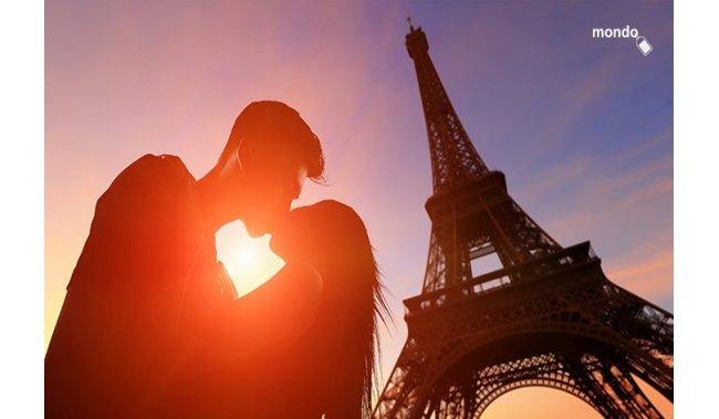 Valentinovo u Parizu - 4 dana