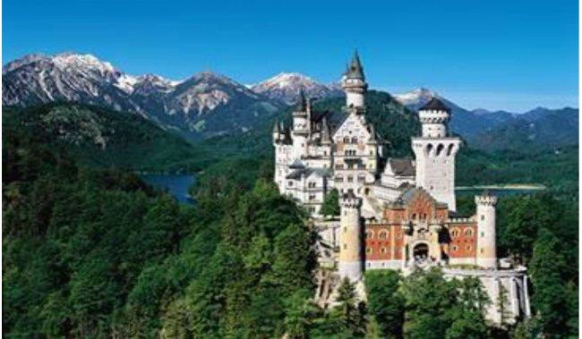 Munchen i dvorci Bavarske - 4 dana