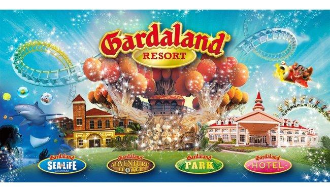 GARDALAND - 3 DANA - 22.6.-24.6.2018.
